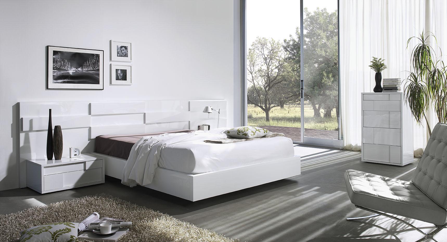 Colecci n de dormitorios de matrimonio xapa kimobel for Dormitorios modernos precios