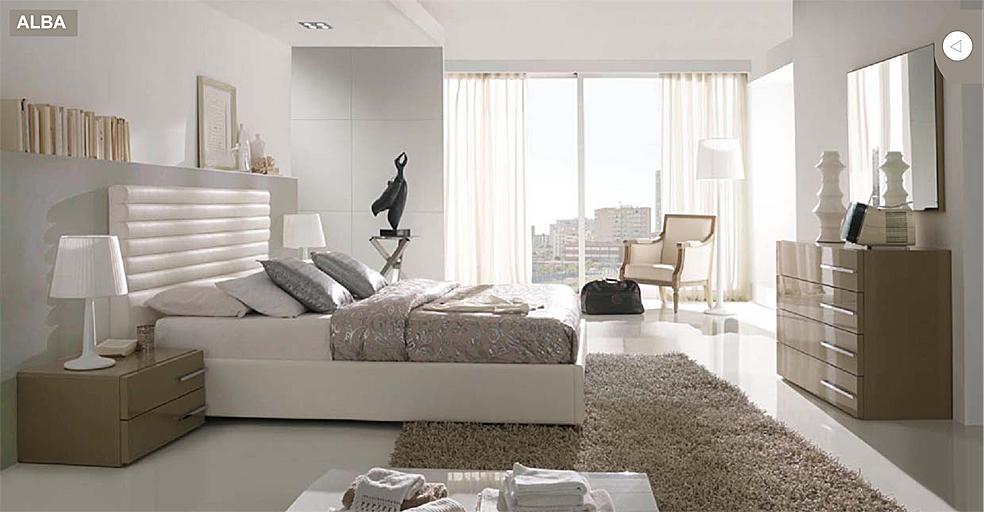 Camas tapizadas nueva colecci n kimobel dise o - Ultimas tendencias en decoracion de dormitorios ...