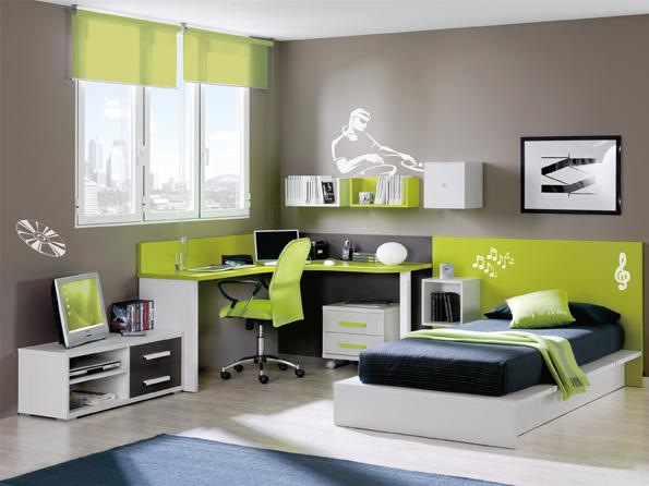 Dormitorios juveniles evolution kimobel dise o - Lo ultimo en decoracion de dormitorios ...