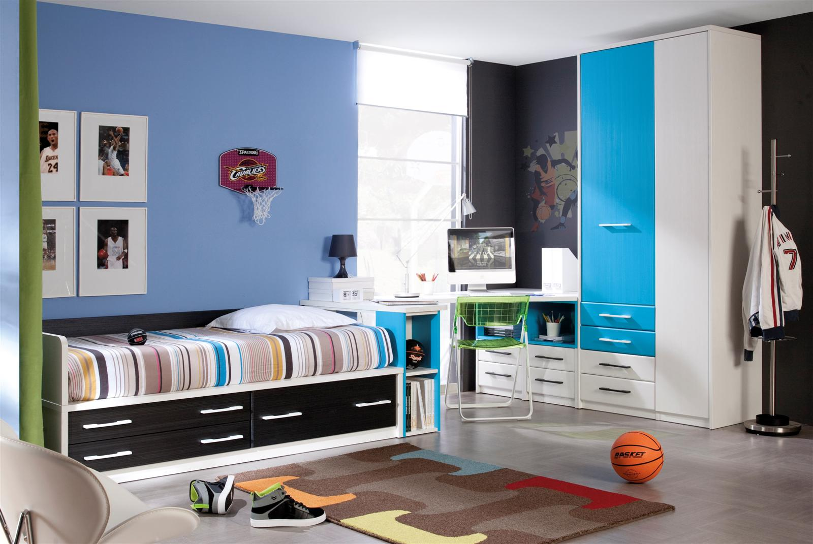 Psicolog a del color para decorar habitaciones infantiles for Como decorar un dormitorio de bebe