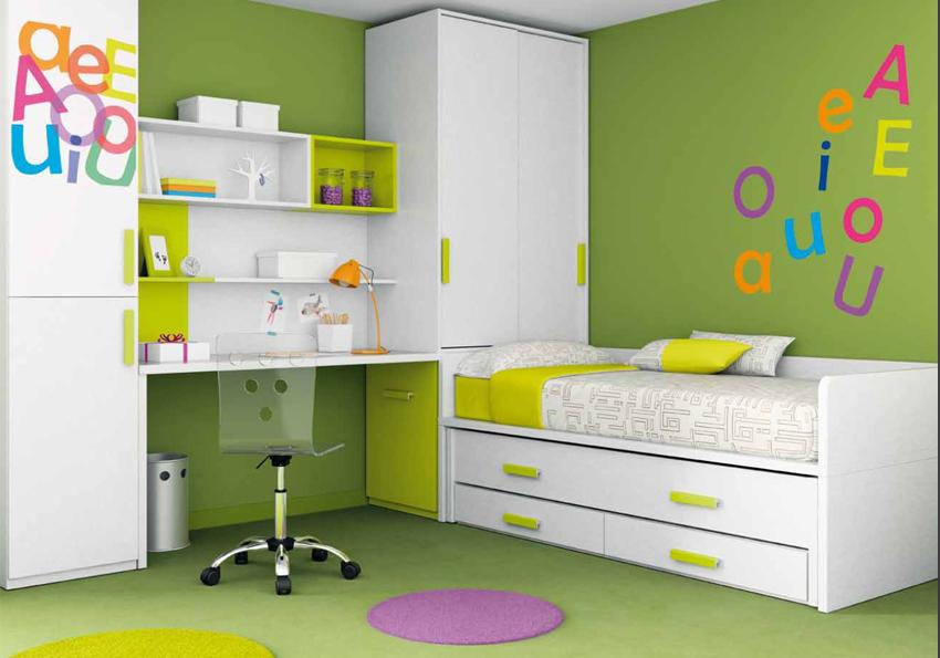 Bm 2000 mueble juvenil infantil y moderno kimobel for Mueble juvenil diseno