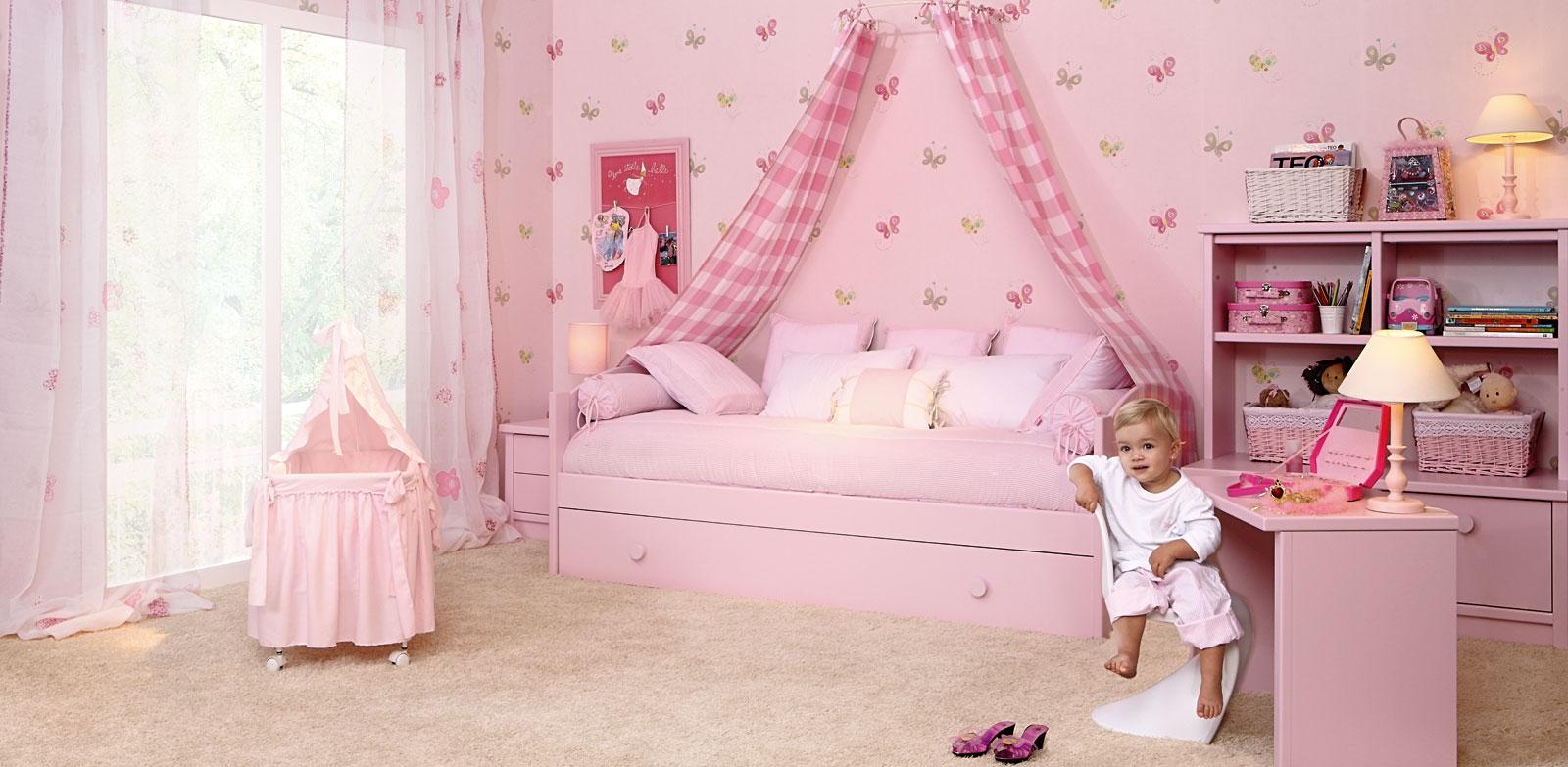 Colecci n mediterr neo mueble infantil y juvenil - Como hacer un pabellon para cama ...