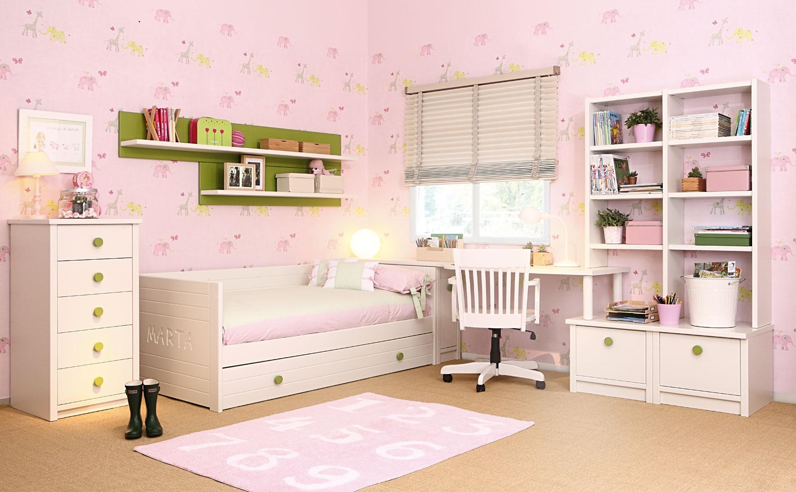 Colecci n mediterr neo mueble infantil y juvenil - Muebles nieto dormitorios juveniles ...