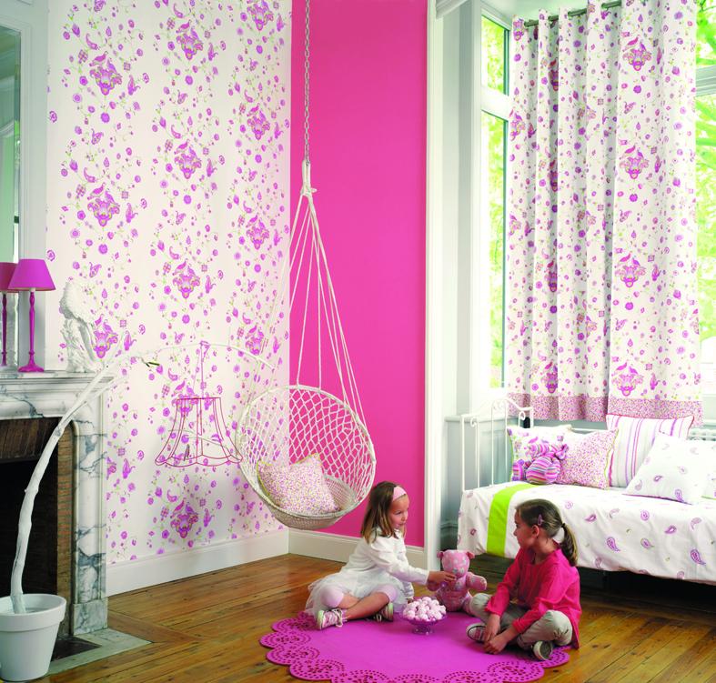 My Room. Colección de papel pintado para dormitorios juveniles ...