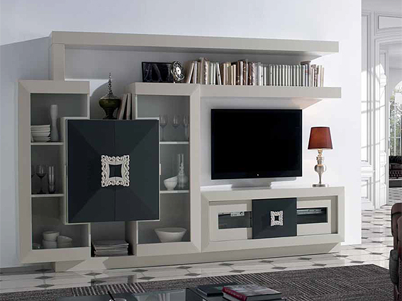Colección de salones Praga de Kimobel  Kimobel Diseño, muebles